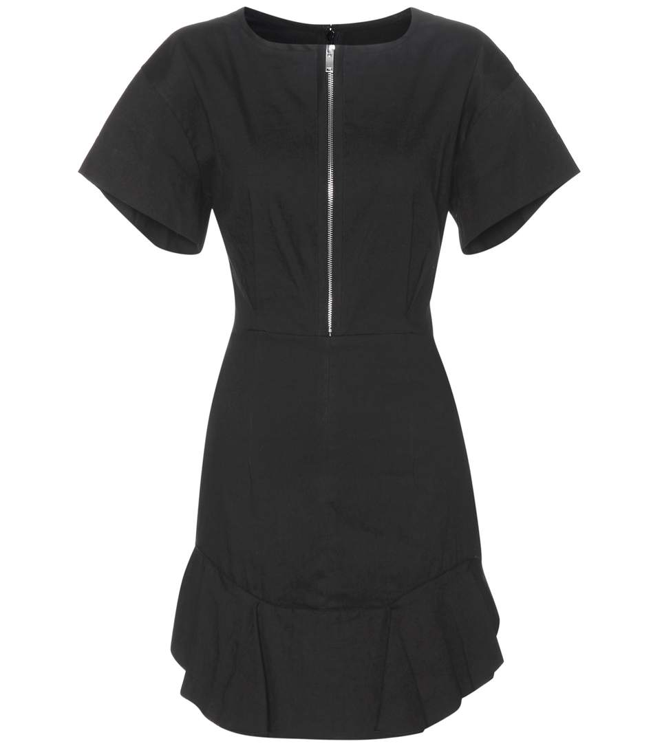 daeb20d1af Store Status Price. Etoile Isabel Marant Neit Cotton And Linen-Blend Dress