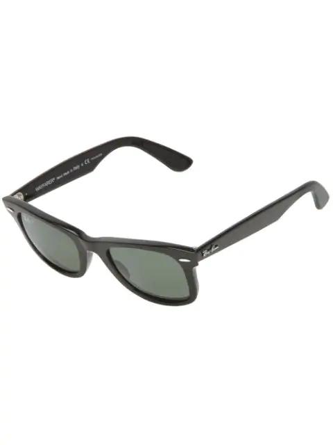 Ray Ban New Wayfarer Classics Sunglasses In Black