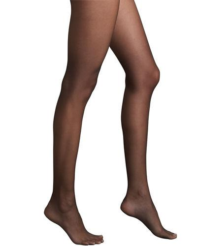2e8603a20a1 Wolford Luxe 9 Sheer Tights In Black