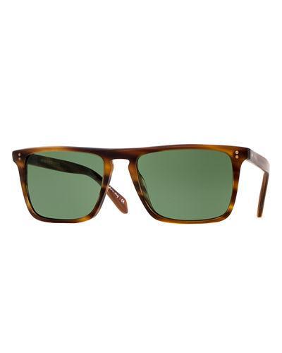 031798a6b37 Oliver Peoples Bernardo Rectangular Sunglasses