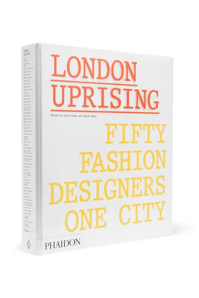 London Uprising Hardcover Book in One Size