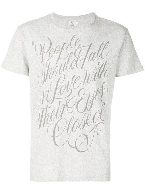 Closed 'love' Print T-shirt