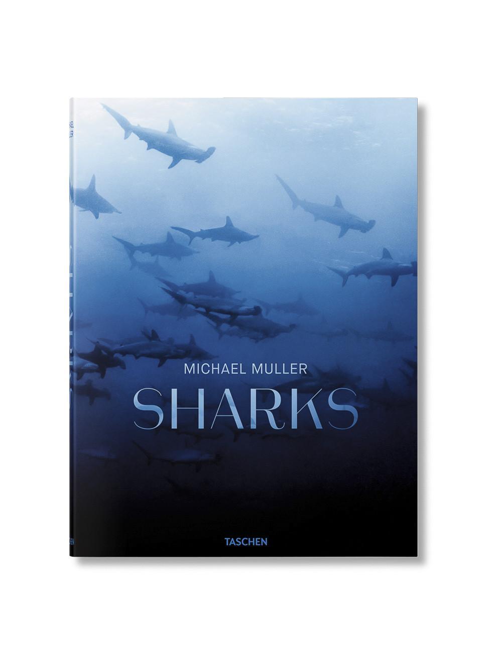 Taschen Sharks. Face-to-face With The Ocean's Endangered Predator