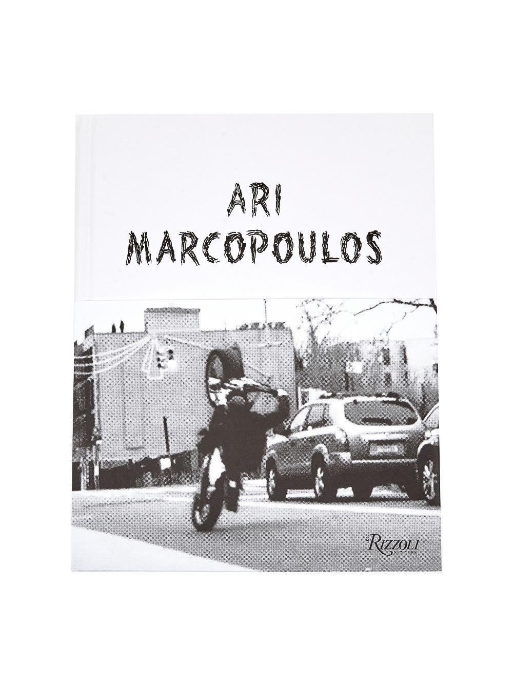 Rizzoli Ari Marcopoulos: Not Yet