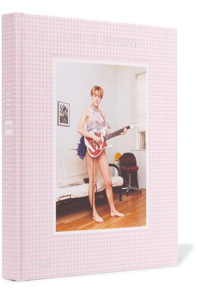 Rizzoli ChloË Sevigny Hardcover Book In Pink