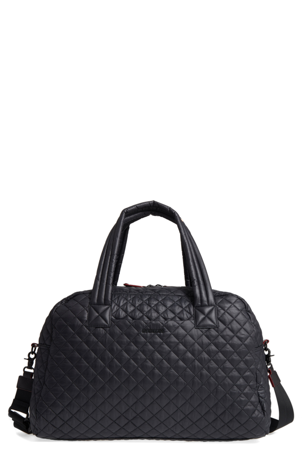Mz Wallace Jimmy Weekender In Black