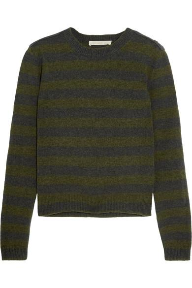 Vanessa Bruno Heta Striped Wool Sweater