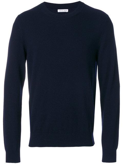 Tomas Maier Cashmere Knitted Sweater