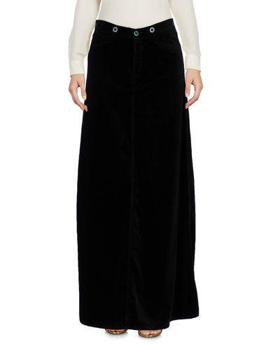 Ralph Lauren Long Skirts In Dark Green