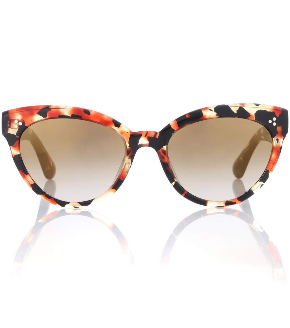 Oliver Peoples Roella Cat-eye Sunglasses