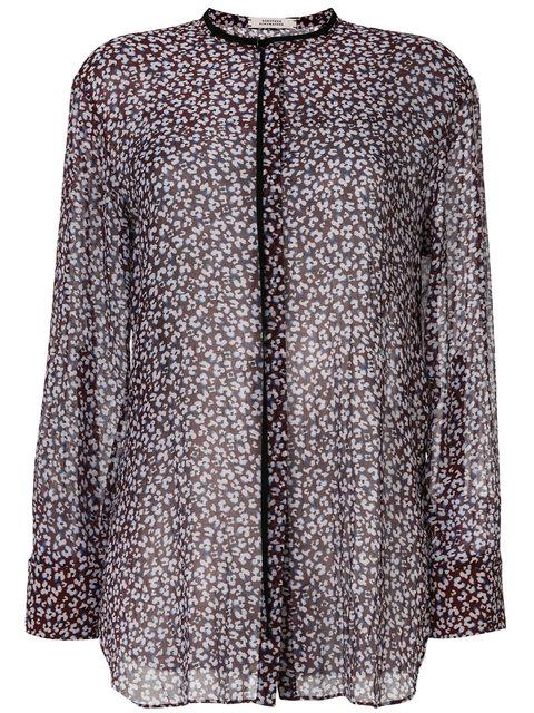 Dorothee Schumacher Floral Blouse - Red