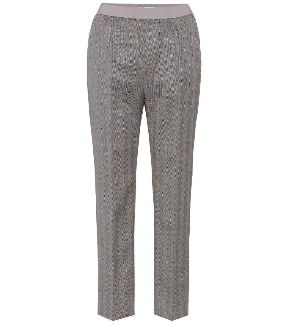 Agnona Wool Trousers