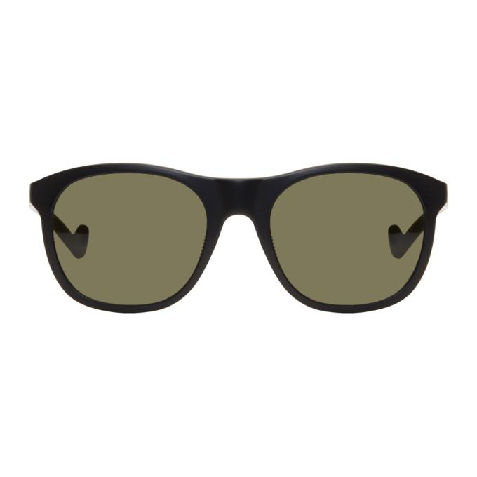 District Vision Black Nako Sunglasses