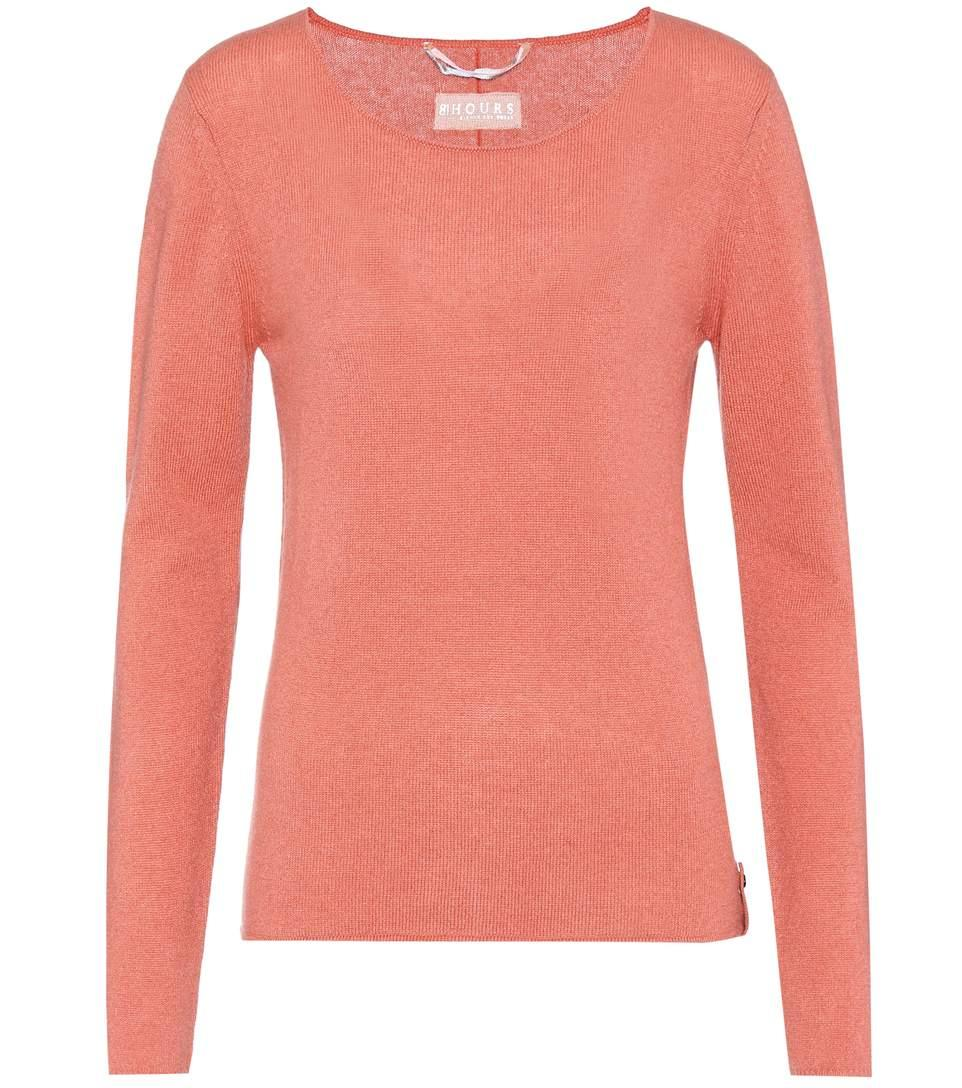 81 Hours Carnabi Cashmere Sweater In Laegoustieo