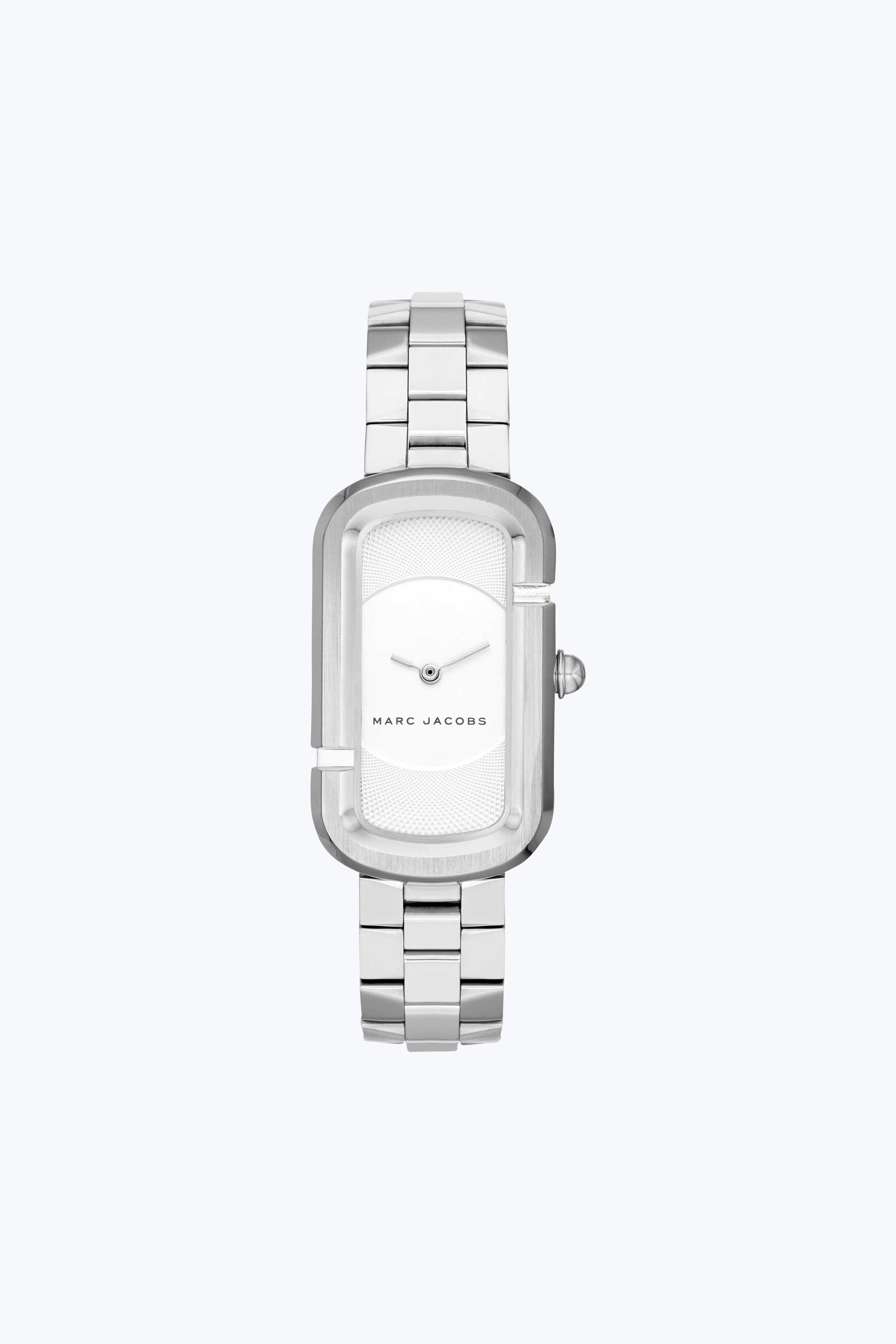 Marc Jacobs The Jacobs Stainless Steel Two In Nocolor