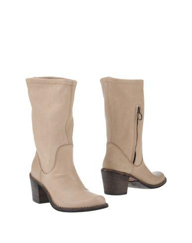 Fiorentini + Baker Ankle Boots In Beige