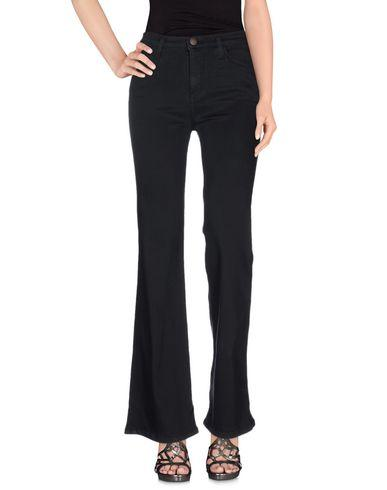 Current Elliott Denim Pants In Black