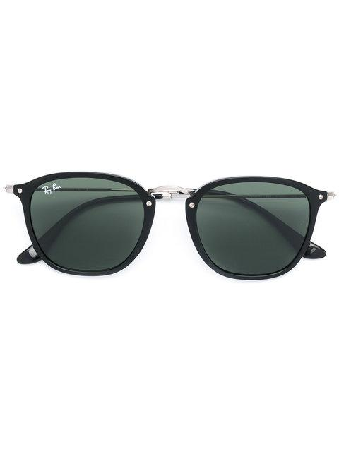Ray Ban Square Frame Sunglasses In Black