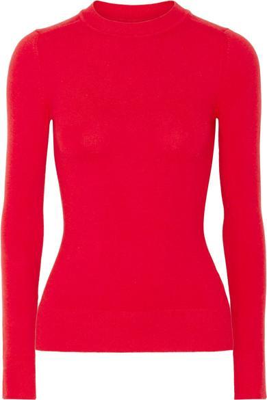 Joostricot Stretch Cotton-blend Sweater