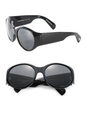 Oliver Peoples The Row Don't Bother Me Sunglasses In Black