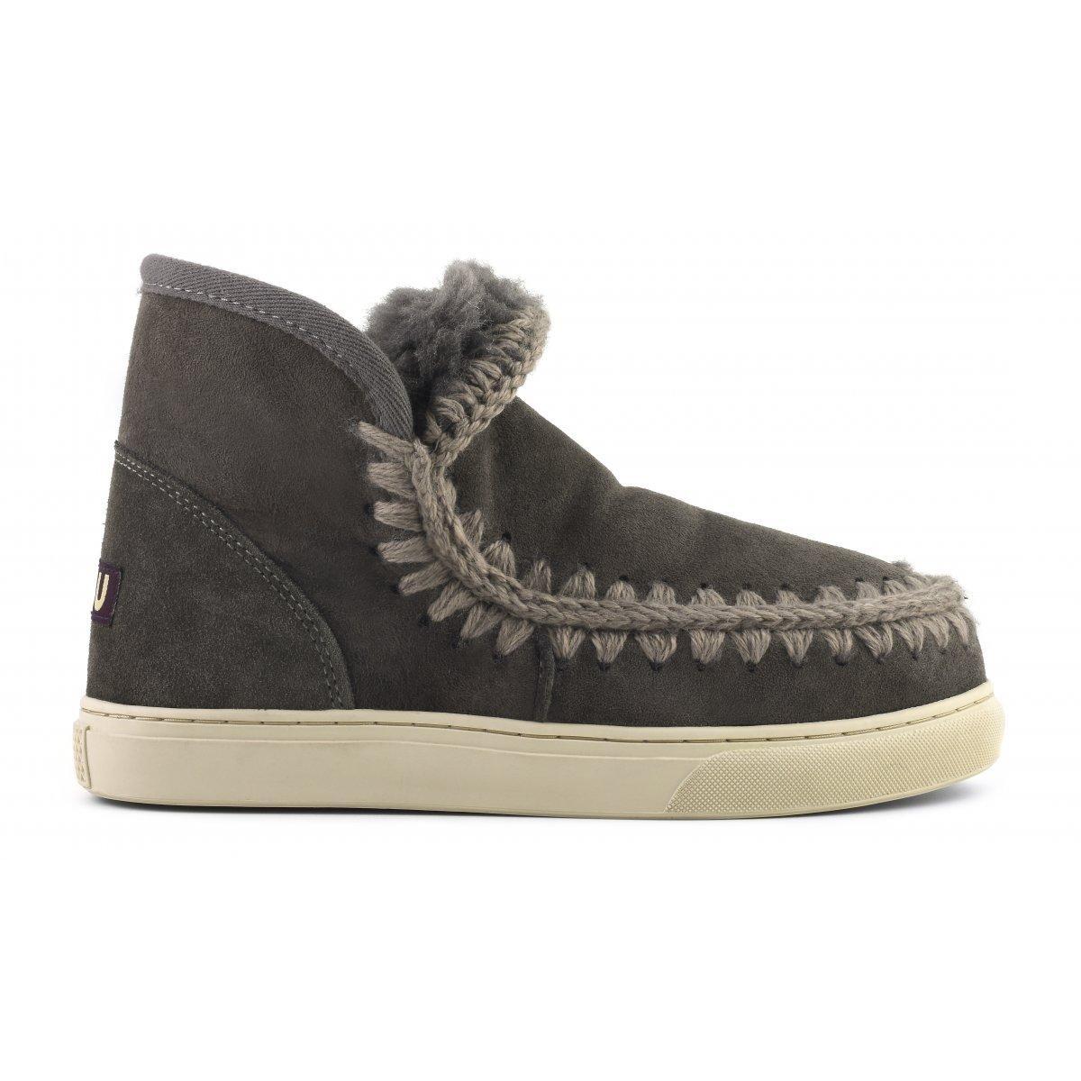 Mou Mini Eskimo Sneaker In Cha