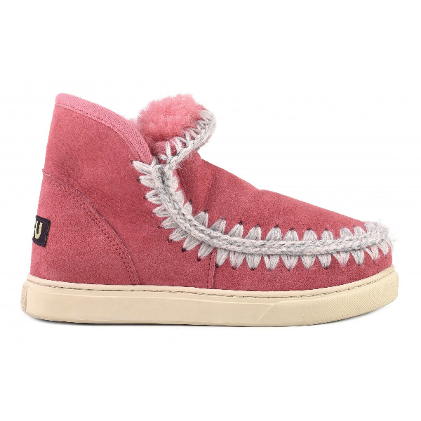 Mou Mini Eskimo Sneaker In Prre