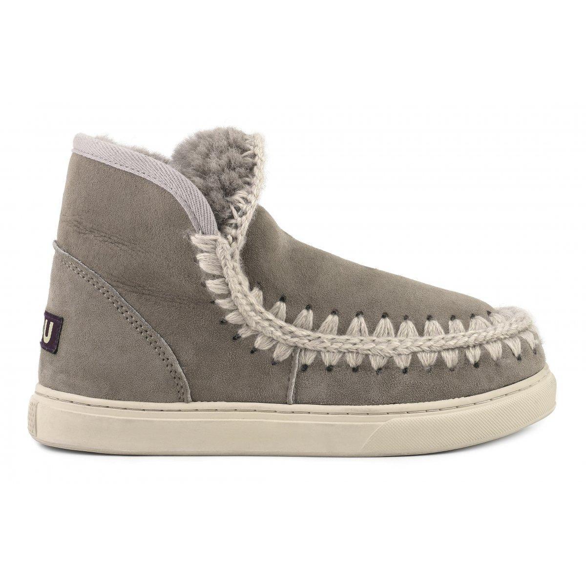 Mou Mini Eskimo Sneaker In Elgry