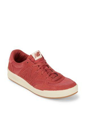 New Balance Lace-up Low-top Sneakers In Clay