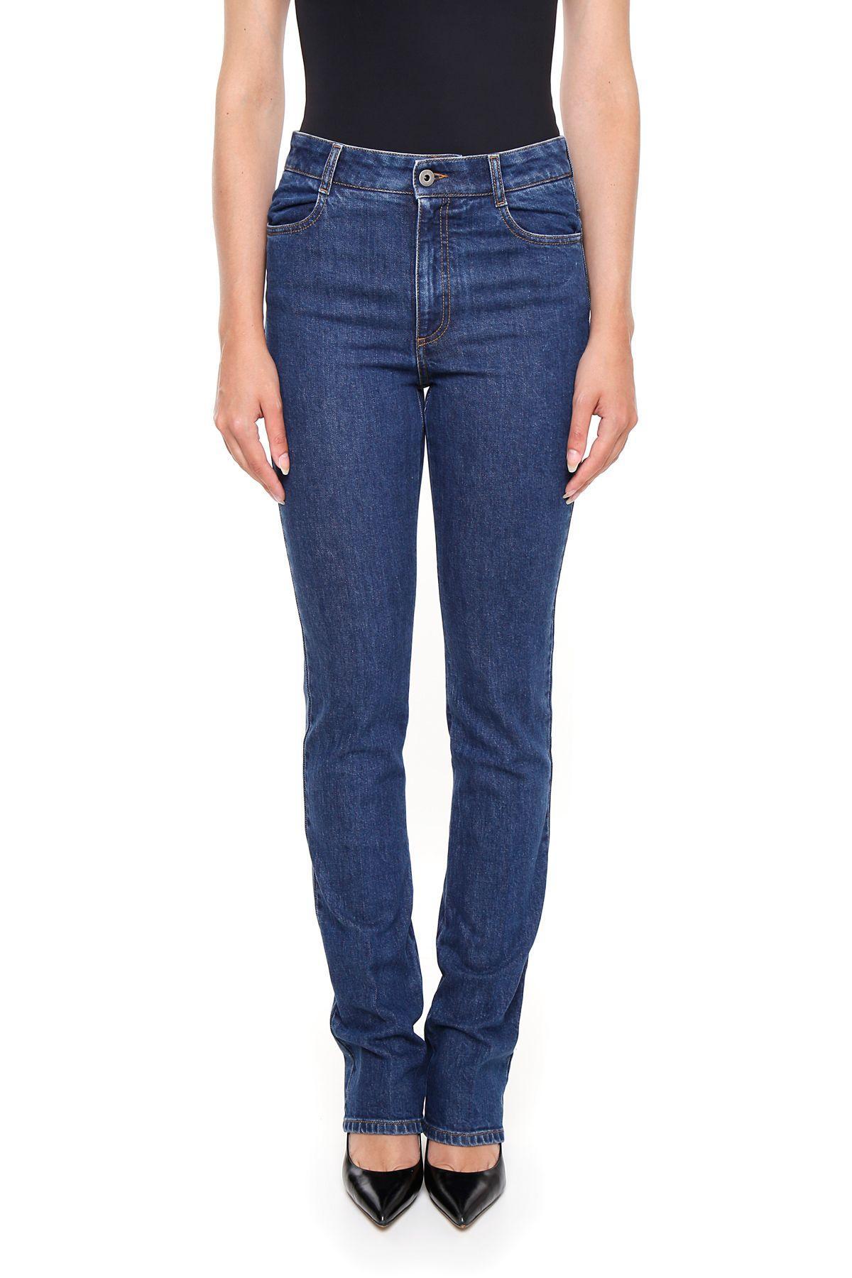 Stella Mccartney Malia Jeans In Midnight|blu
