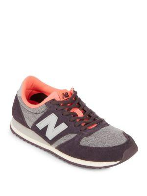 New Balance Q416 Sneakers In Plum