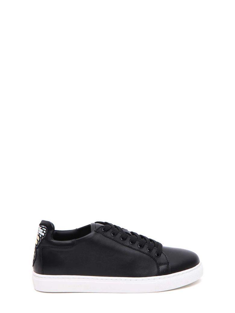 Sophia Webster Bibi Low Top Sneaker In Black-multi