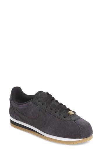 quality design 1e71e 47d46 Nike X A.L.C. Classic Cortez Sneaker In Oil Grey Oil Grey-White-Gum