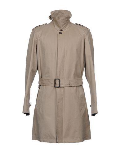 Dolce & Gabbana Overcoats In Khaki