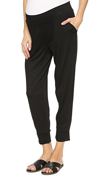Hatch The Easy Pants In Black