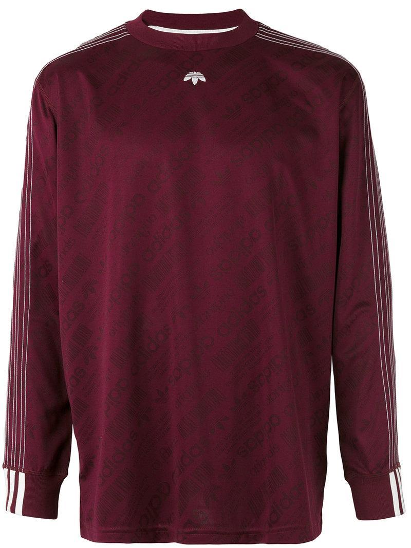 Adidas Originals By Alexander Wang Pink In Pink/purple