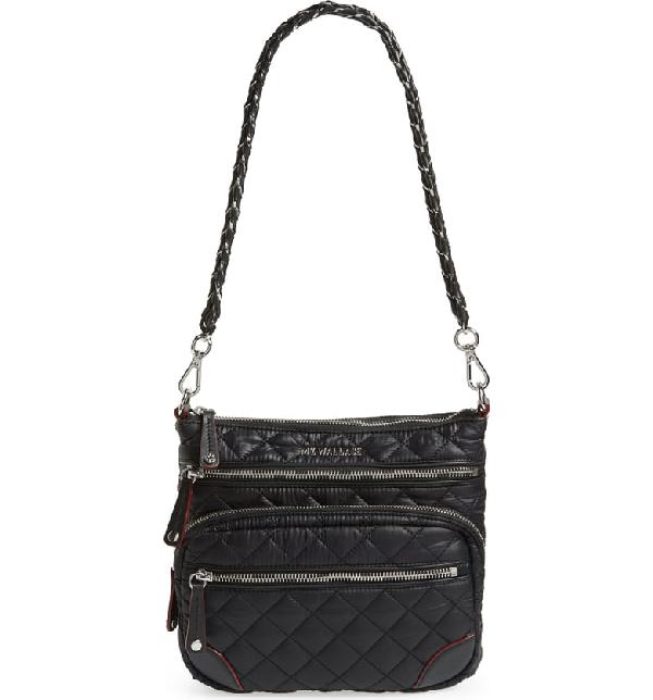 81922c1945d9 Mz Wallace M Z Wallace Downtown Crosby Crossbody Bag - Black | ModeSens