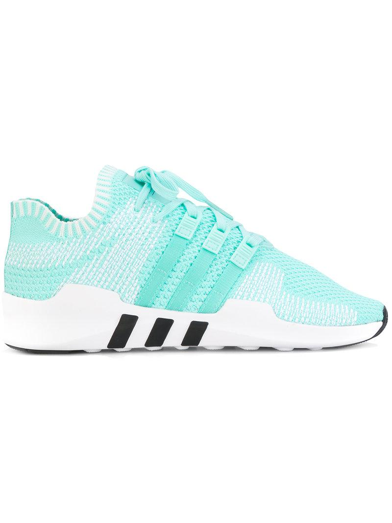 premium selection 03d38 a4ff3 Adidas Women's Eqt Support Adv Primeknit Casual Athletic Sneakers From  Finish Line in Green