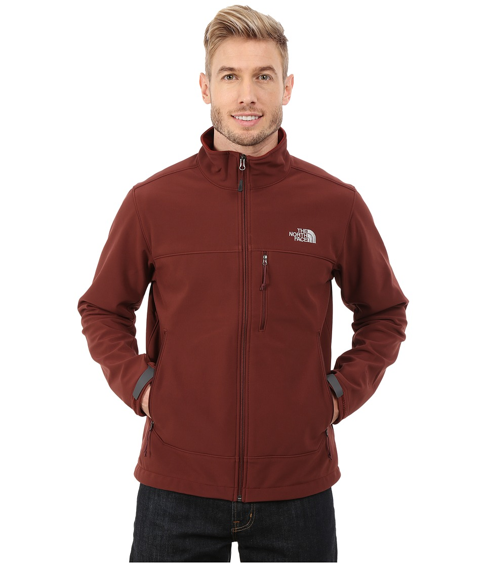 f9ae7616aecf The North Face - Apex Bionic Jacket (Sequoia Red Sequoia Red (Prior Season