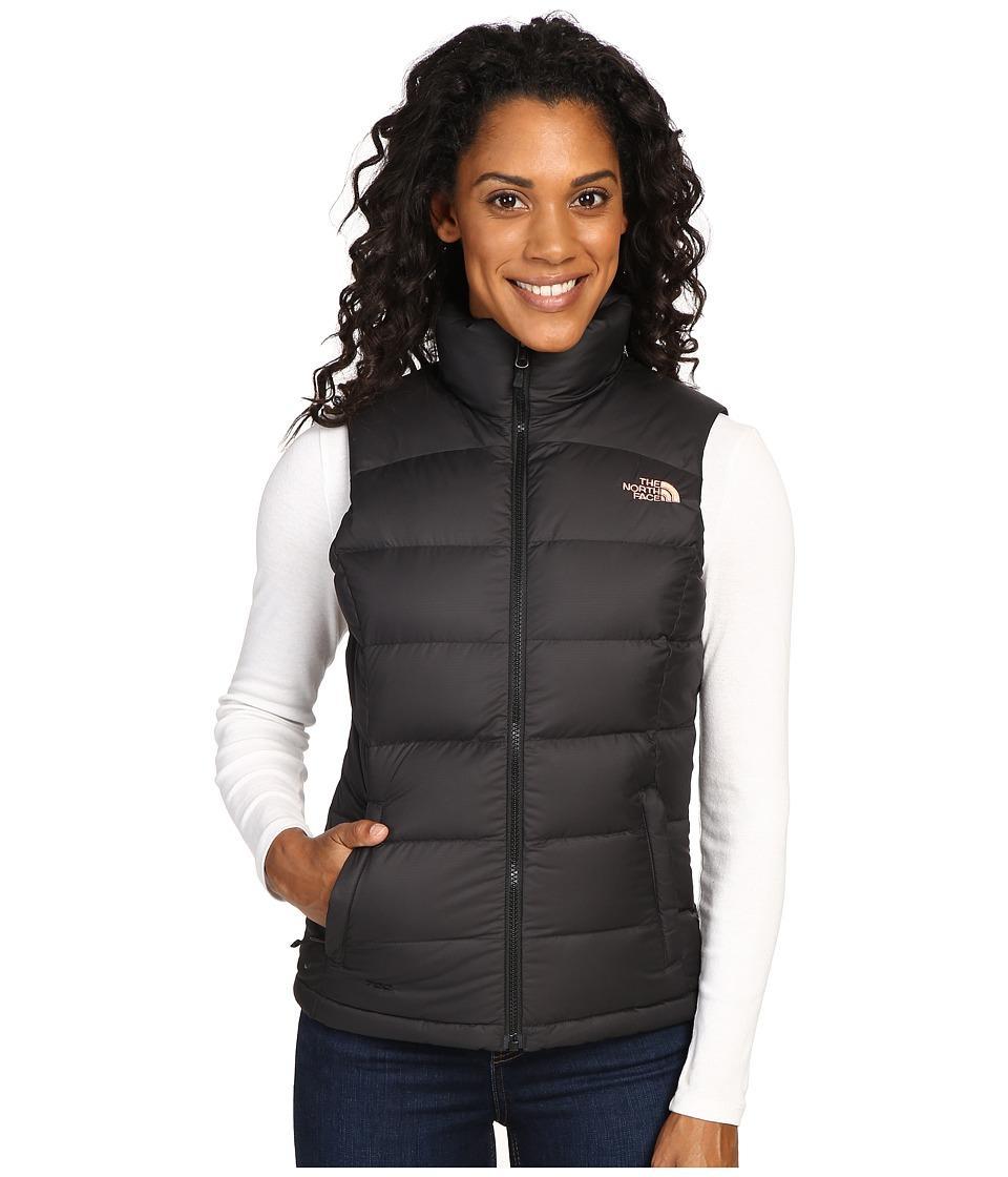 4bc89c1d8 The North Face - Nuptse 2 Vest (Tnf Black/Rose Dawn) Women's Vest