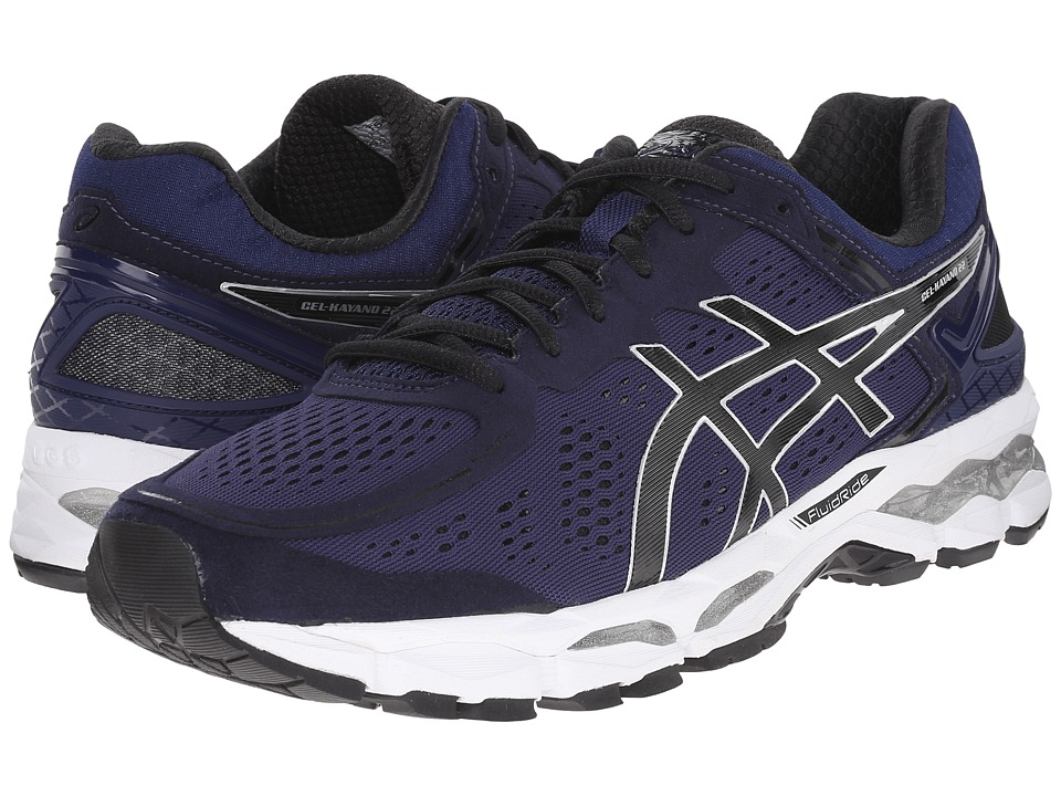 18a8a130 Asics - Gel-Kayano(R) 22 (Mediterranean/Black/Copper) Men's Running Shoes
