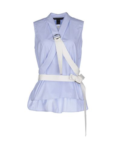 Marc By Marc Jacobs Blouses In Sky Blue
