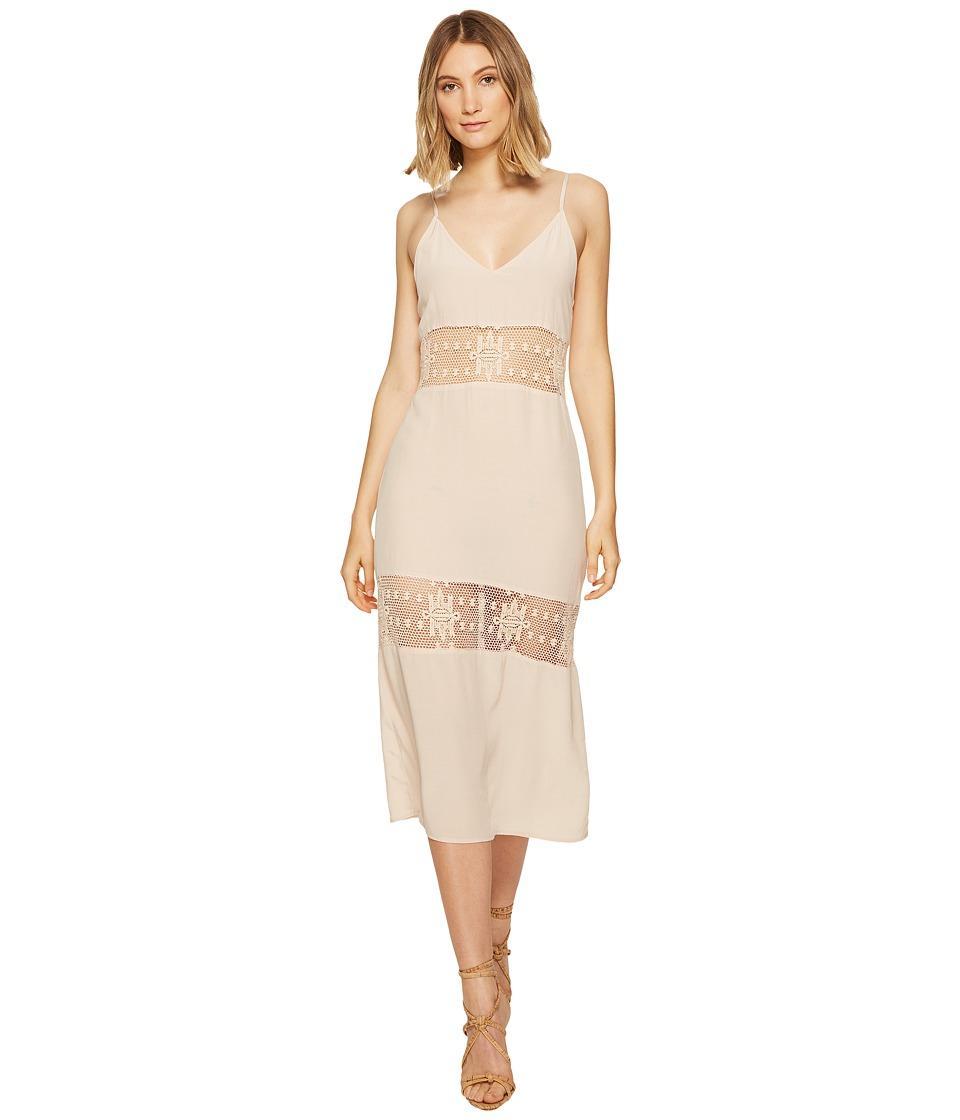 Jen's Pirate Booty Valarata Slip Dress, Sierra Madre Summer Quartz