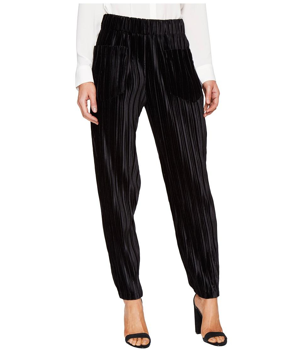 Intropia Striped Trousers In Black