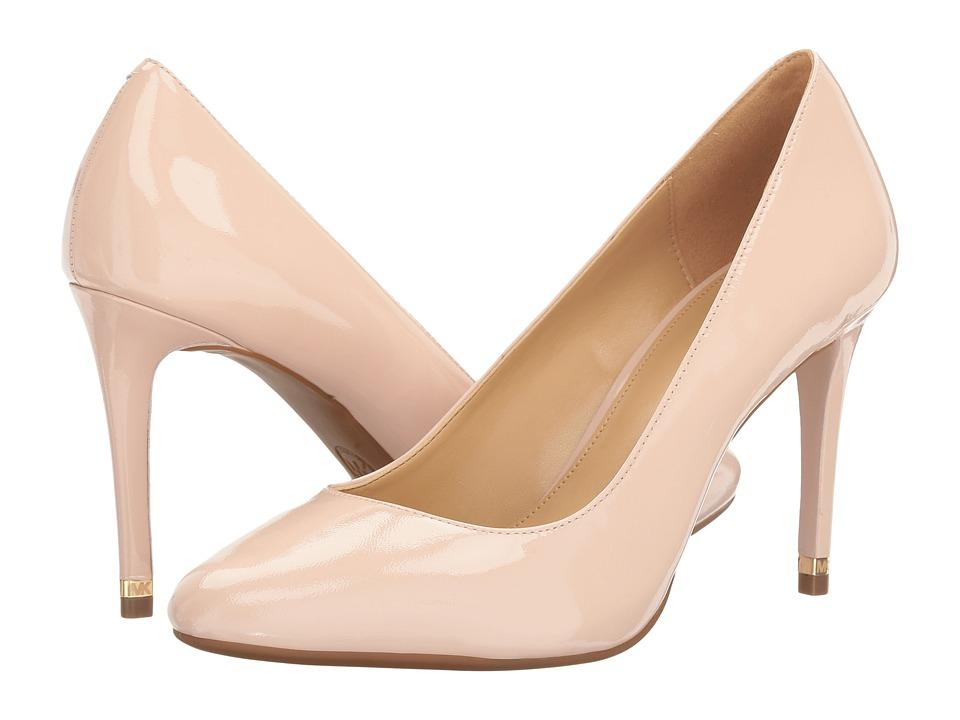 da81872cad4a Michael Michael Kors - Ashby Flex Pump (Soft Pink Patent) Women s Shoes