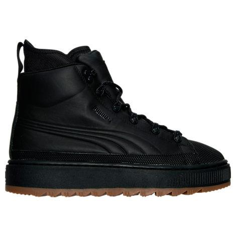Puma Men's The Ren Boots, Black