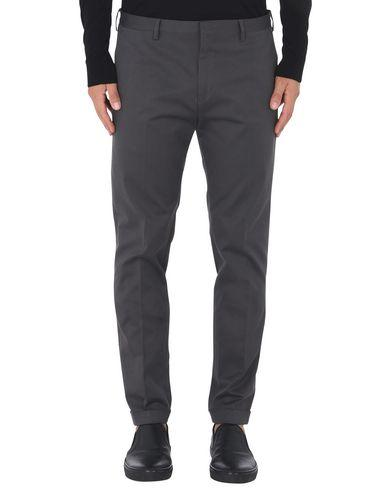 Paul Smith Casual Pants In Lead
