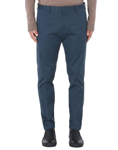 Paul Smith Casual Pants In Slate Blue