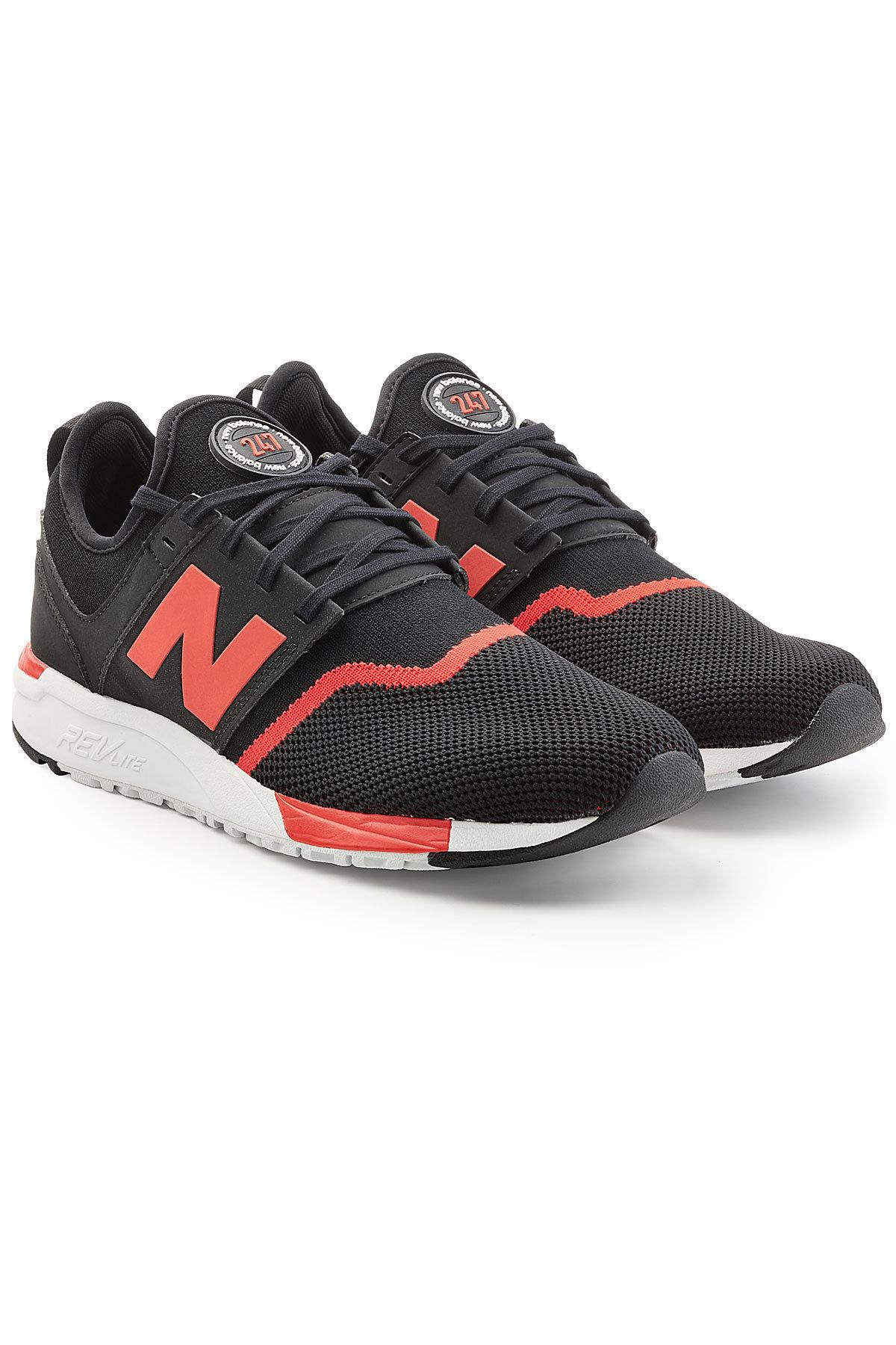 New Balance Mrl247 Sport D Sneakers In Black