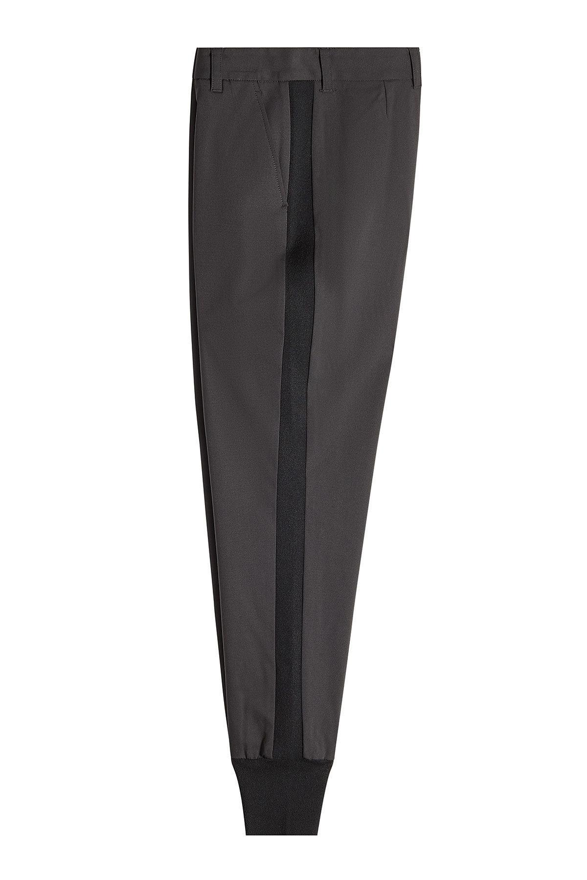 3.1 Phillip Lim Wool Jogger Pants In Black