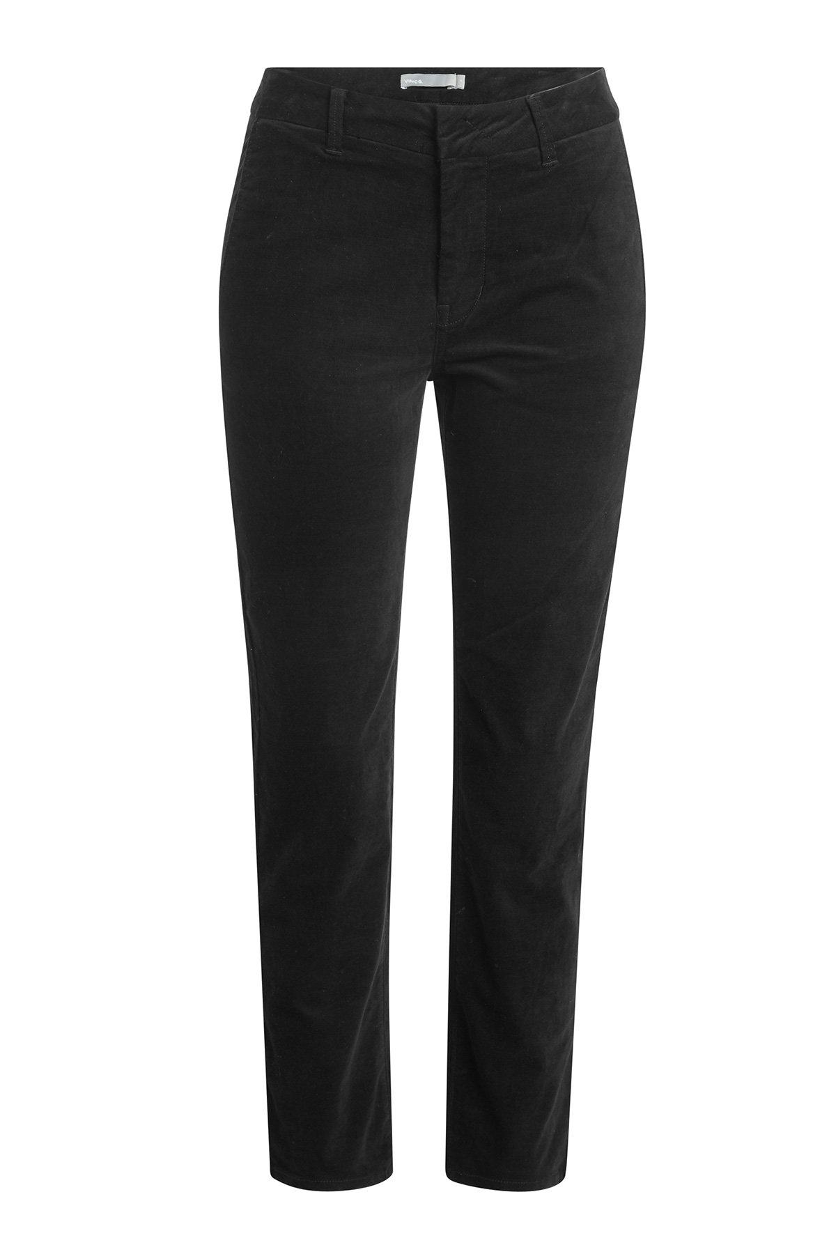 Vince Corduroy Pants In Black